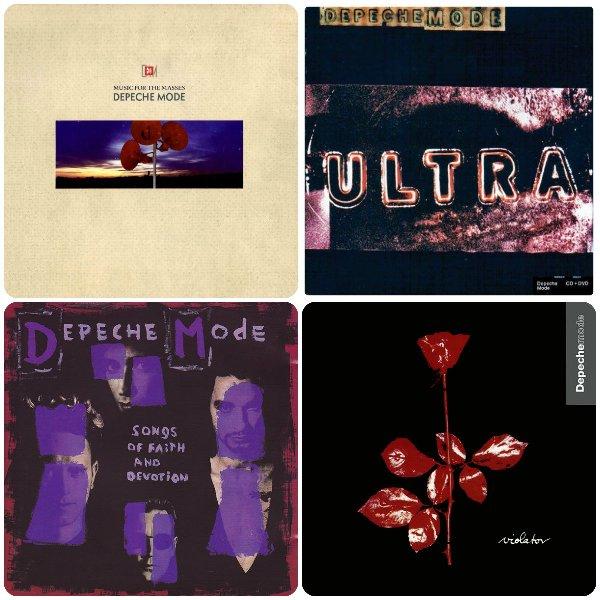 Los 4 Grandes De Depeche Mode Otro Día Perfecto